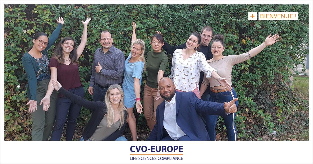 2ème session d'intégration consultants CVO-EUROPE Oct 2018
