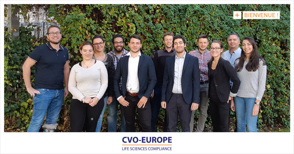 Session d'intégration novembre 2018b consultants CVO-EUROPE