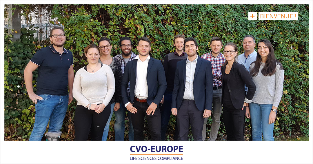 Session d'intégration novembre 2018b consultants CVO-EUROPE