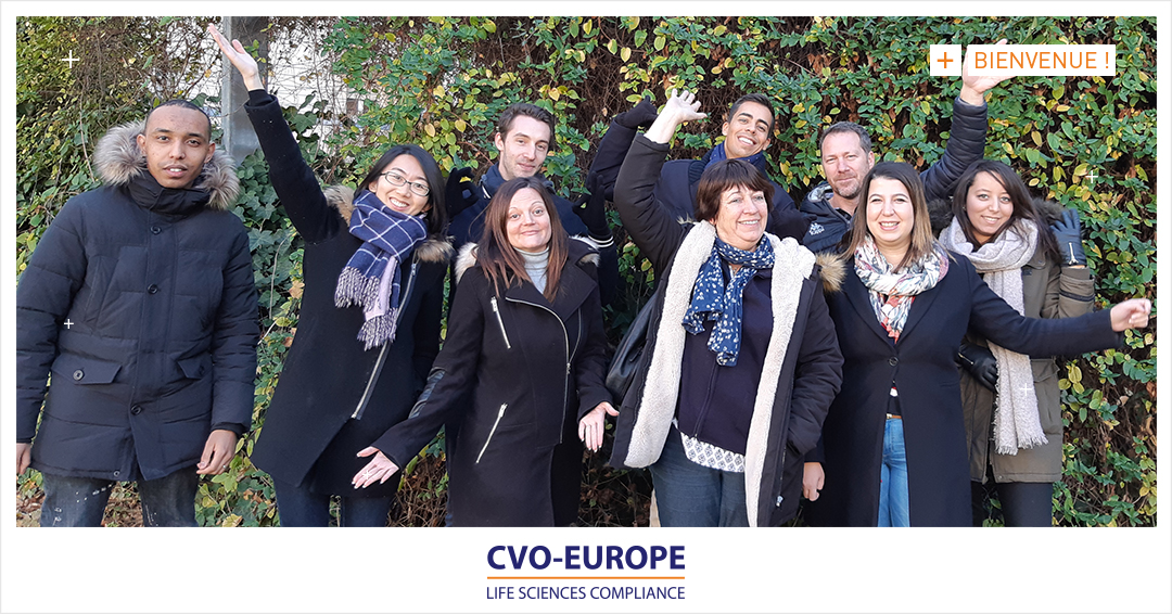 Intégration consultants CVO-EUROPE Janvier 2019
