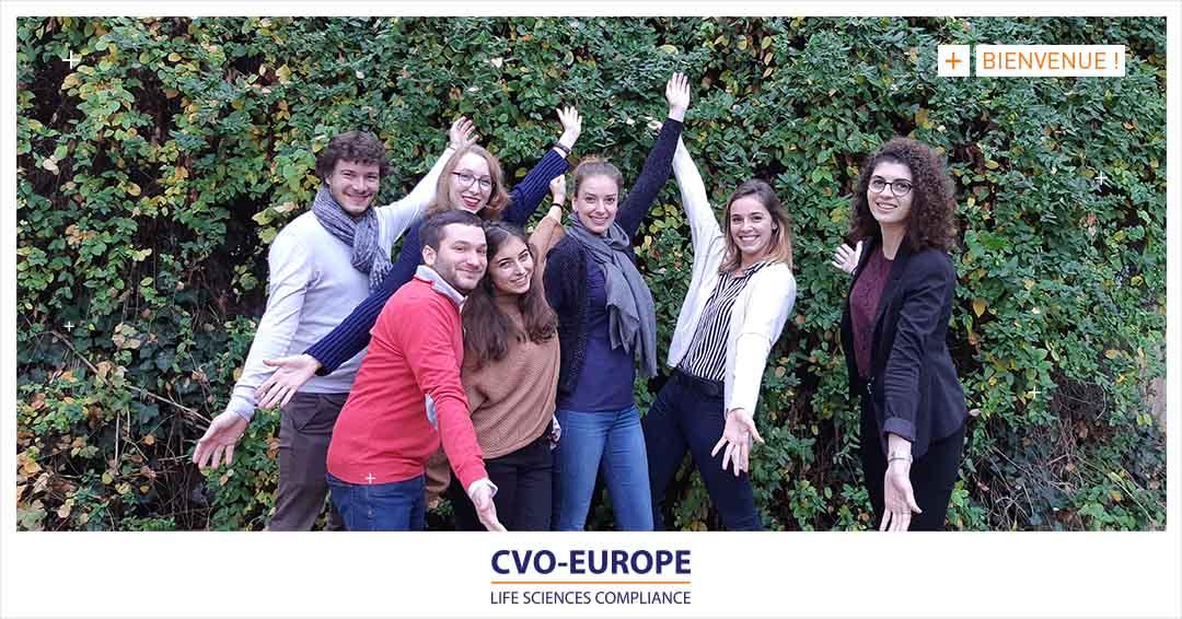 Session d'intégration consultants CVO-EUROPE décembre 2018