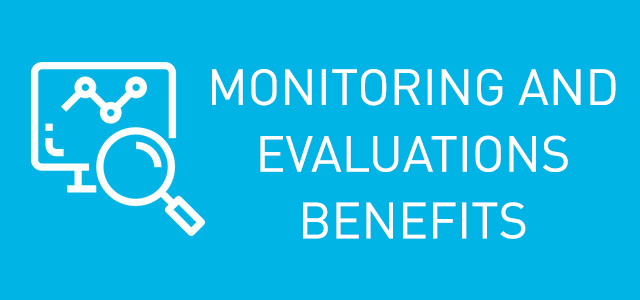 3D TRAINING CVO-EUROPE  MONOTORING AND EVALUATIONS BENEFITS