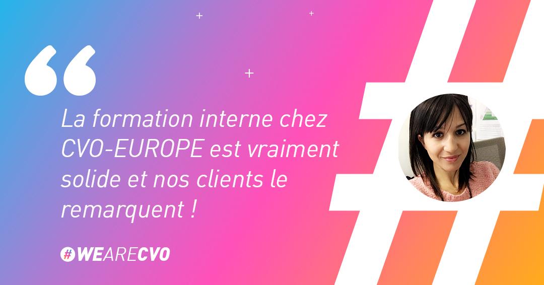 Interview consultante et formatrice CVO-EUROPE Emira Abidi