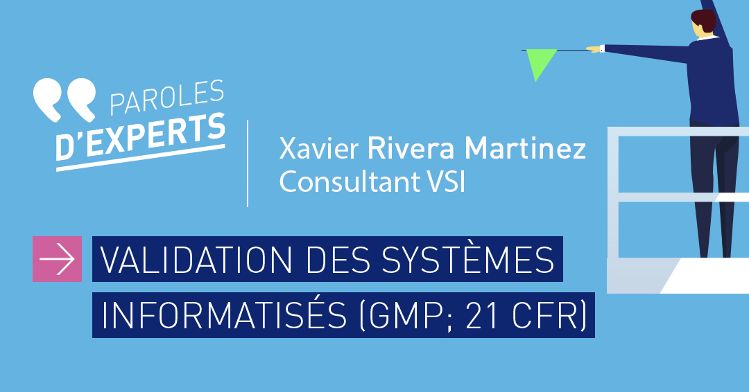 Validation des SI Xavier Rivera Martinez CVO-EUROPE