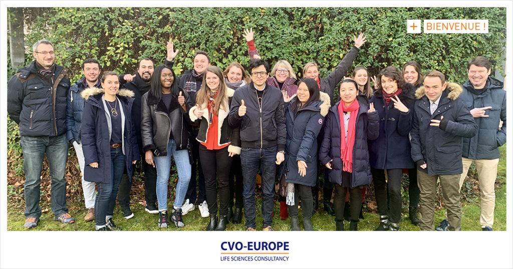 Session d'intégration CVO-EUROPE février 2019
