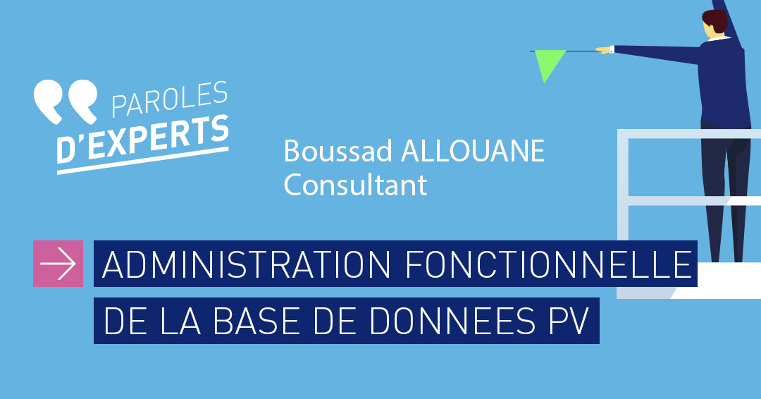 Paroles d'Experts consultant CVO-EUROPE Boussad Allouane