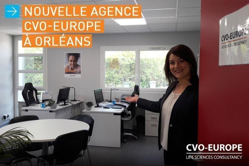 Agence Orléans CVO-EUROPE