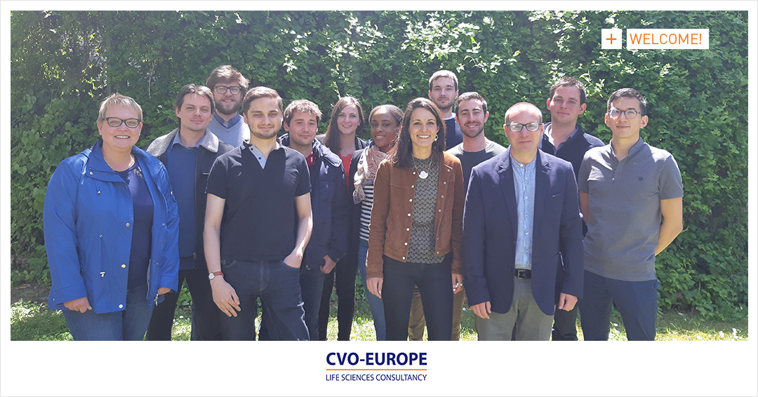 Integration days checks for our new consultants for CVO-EUROPE