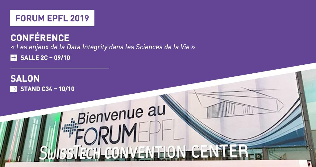 CVO-EUROPE participe au Forum de l'EPFL en Suisse