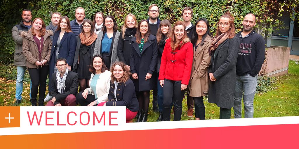 Intégration des nouveaux consultants de CVO-EUROPE - novembre 2019